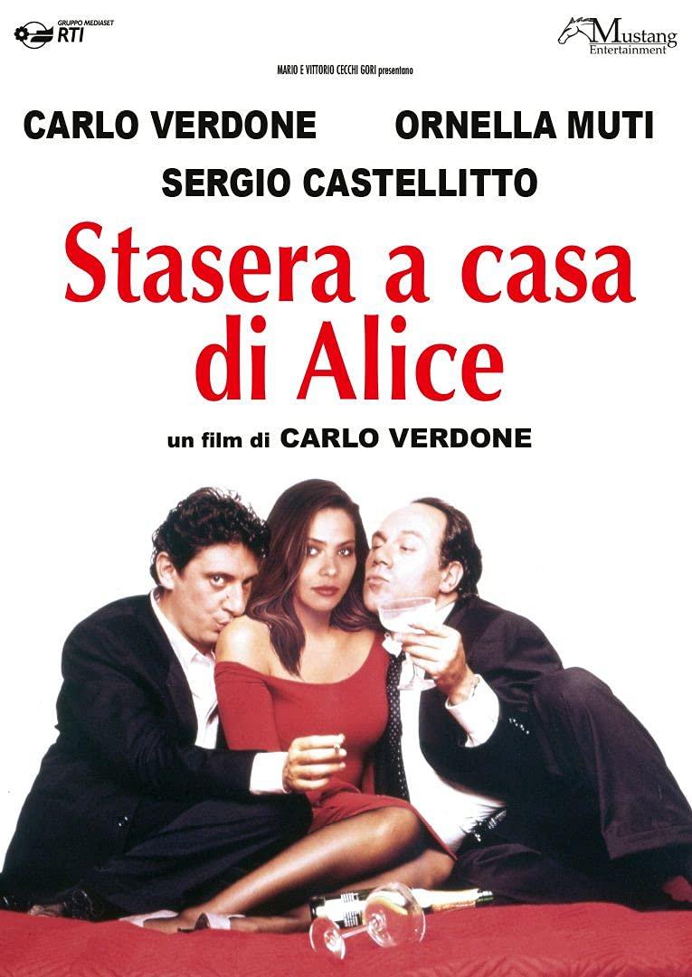 STASERA A CASA DI ALICE (DVD)