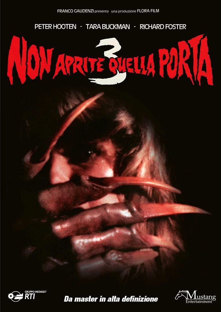 NON APRITE QUELLA PORTA 3 (DVD)