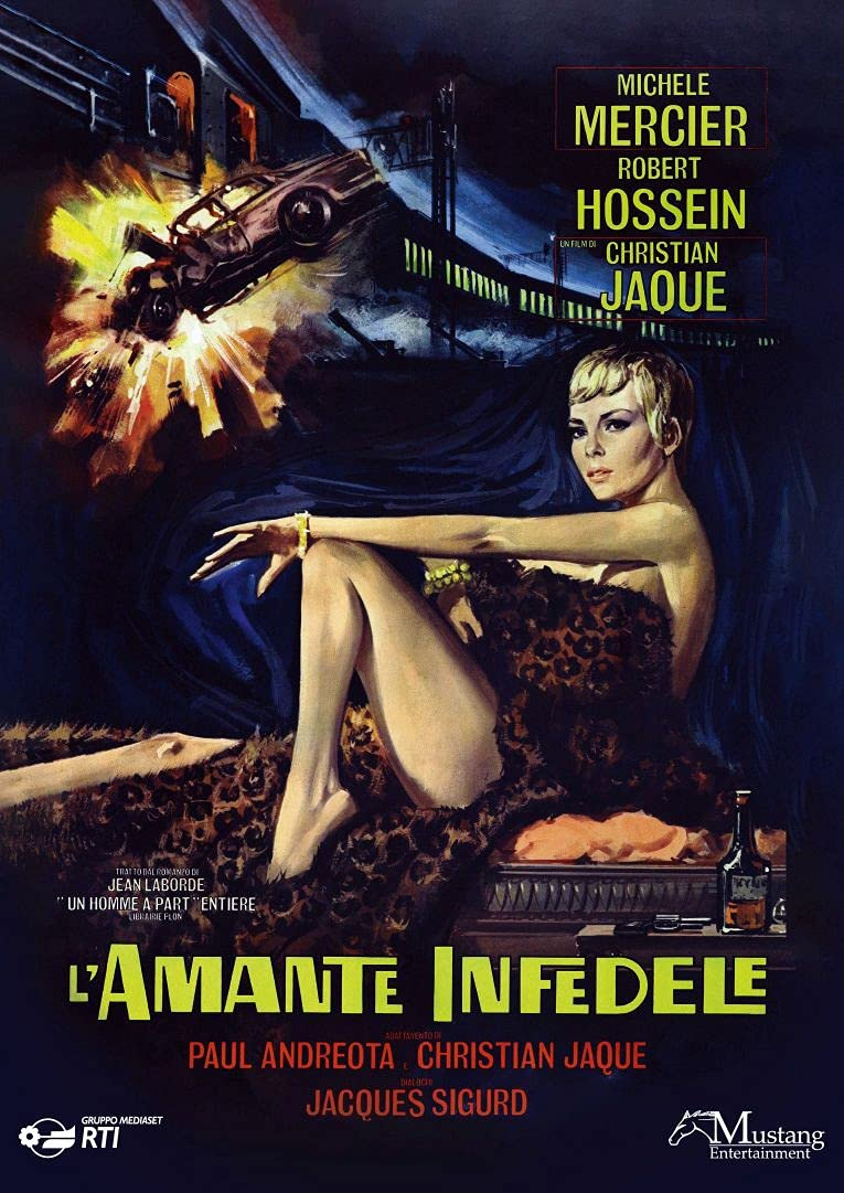 L'AMANTE INFEDELE (DVD)
