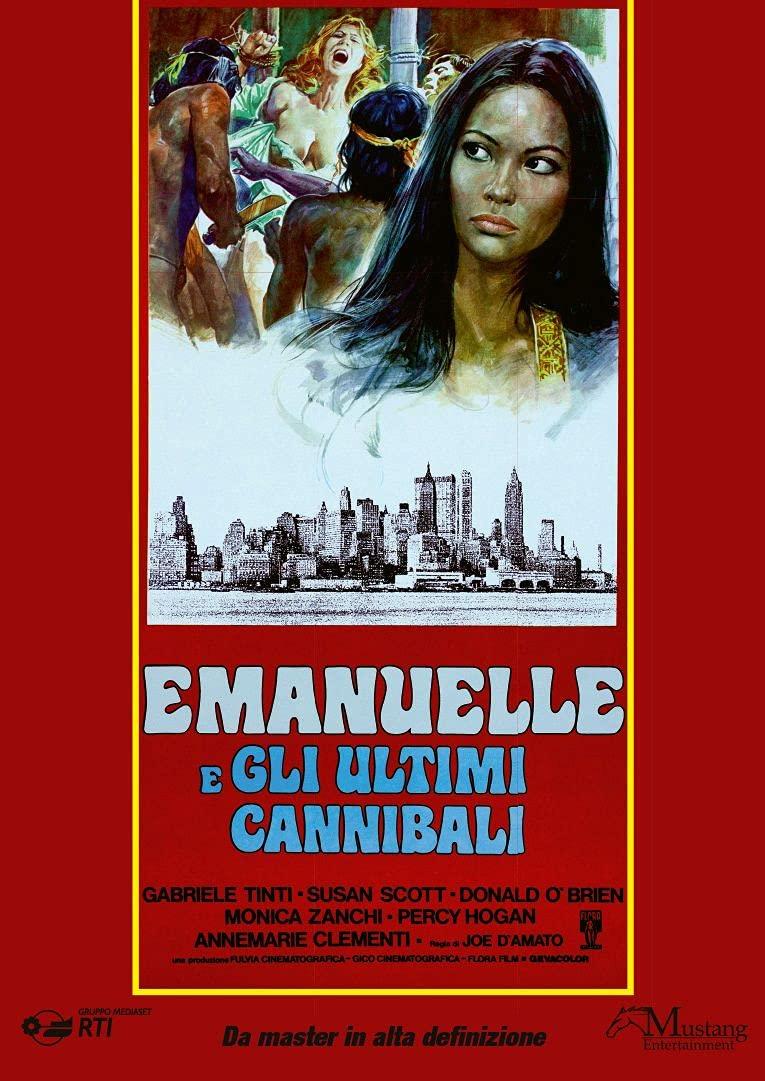 EMANUELLE E GLI ULTIMI CANNIBALI (DVD)
