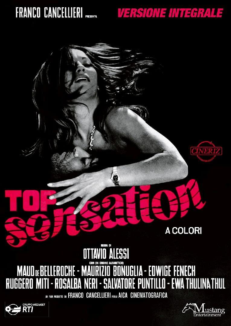 TOP SENSATION (DVD)