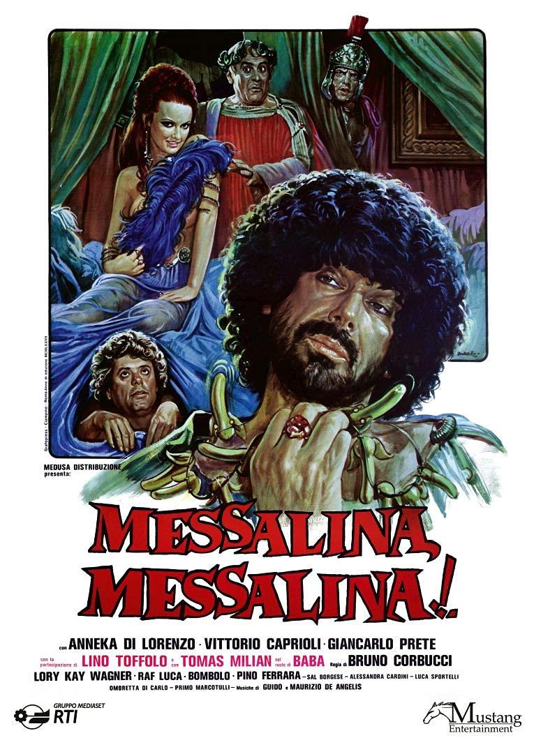 MESSALINA! MESSALINA! (DVD)