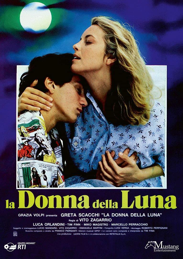 LA DONNA DELLA LUNA (DVD)