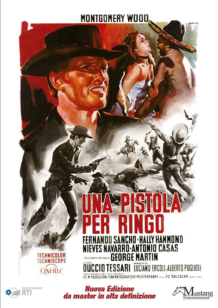 UNA PISTOLA PER RINGO (DVD)