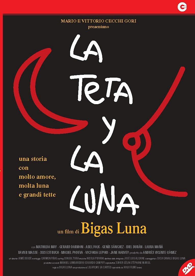 LA TETA Y LA LUNA (DVD)