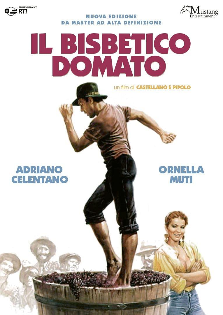 IL BISBETICO DOMATO (DVD)