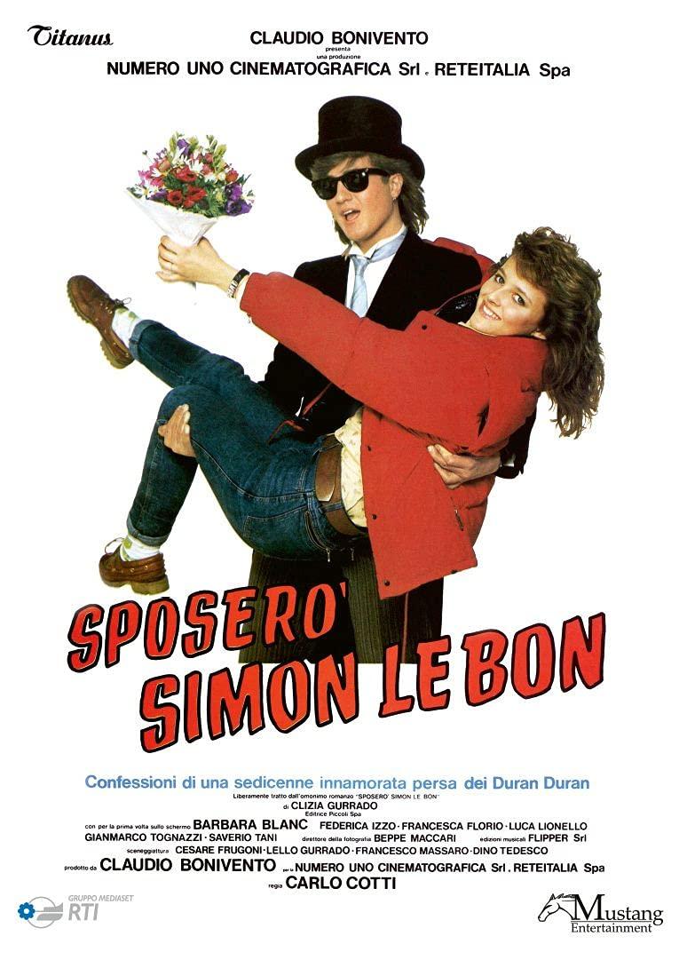 SPOSERO' SIMON LE BON (DVD)