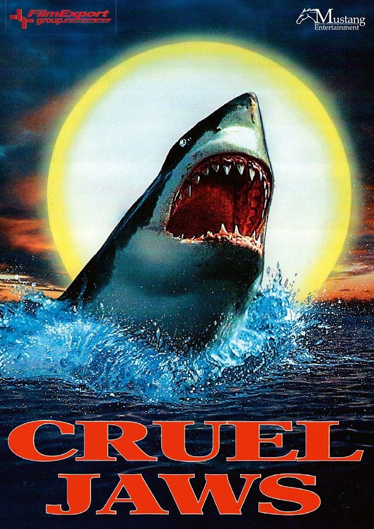 CRUEL JAWS (DVD)