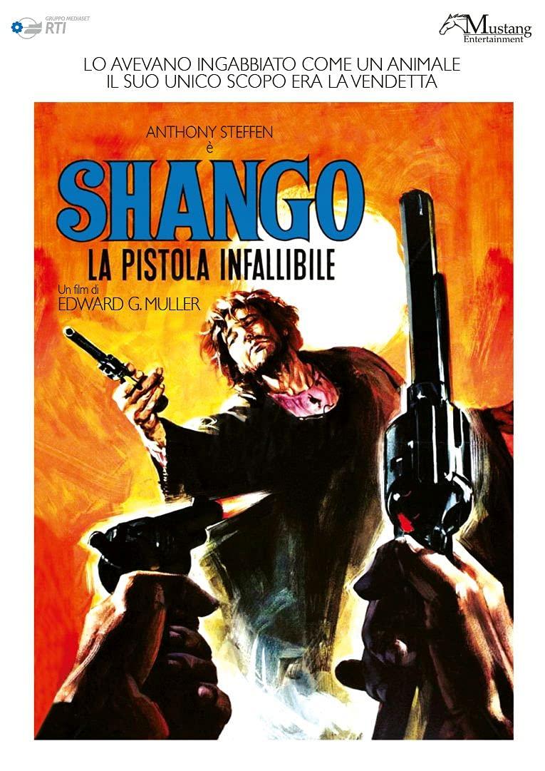 SHANGO LA PISTOLA INFALLIBILE (DVD)