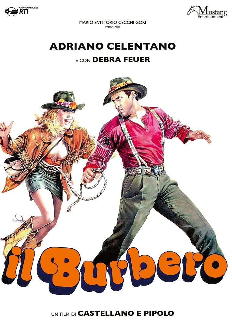 IL BURBERO (DVD)