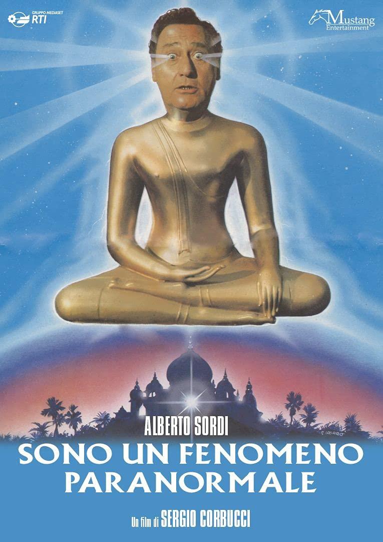 SORDI - SONO UN FENOMENO PARANORMALE (DVD)