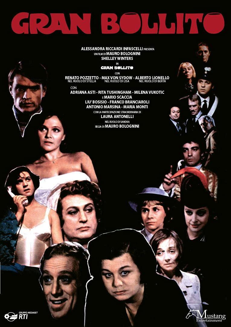 GRAN BOLLITO (DVD)