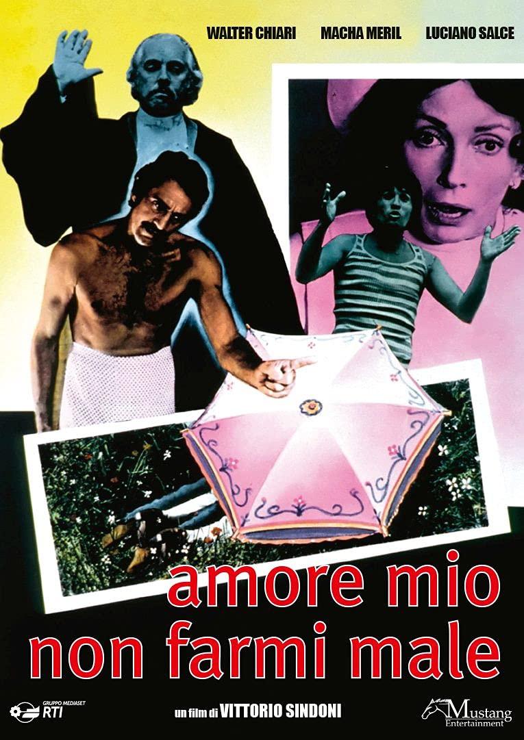 AMORE MIO NON FARMI MALE (DVD)