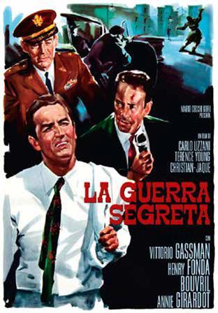 LA GUERRA SEGRETA (DVD)