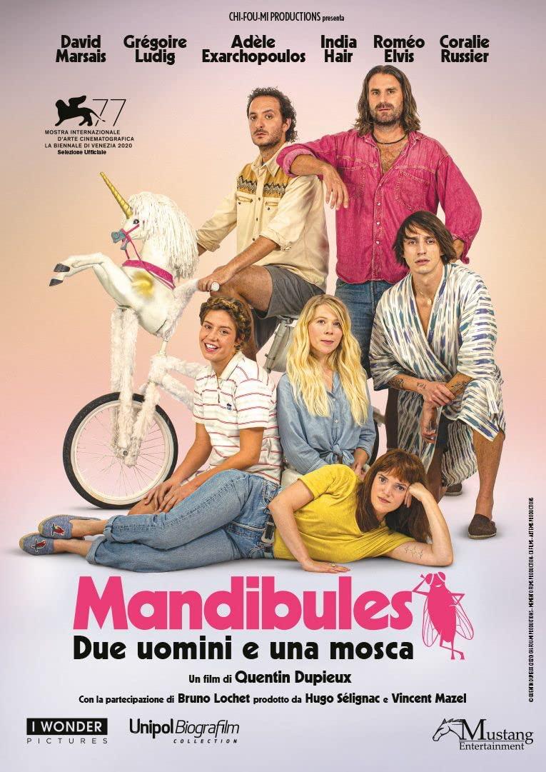 MANDIBULES - DUE UOMINI E UNA MOSCA (DVD)