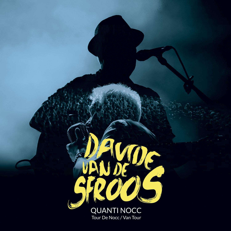 DAVIDE VAN DE SFROOS - QUANTI NOCC (2 CD) (CD)