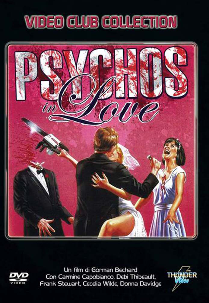 PSYCHOS IN LOVE (DVD)