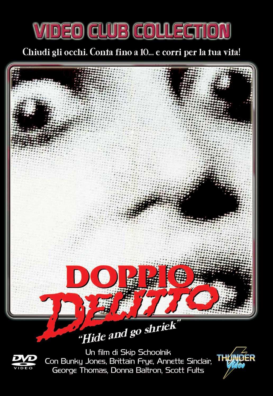 DOPPIO DELITTO (DVD)
