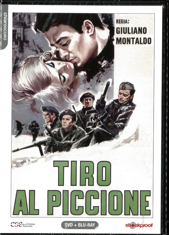 TIRO AL PICCIONE (DVD+BLU-RAY)