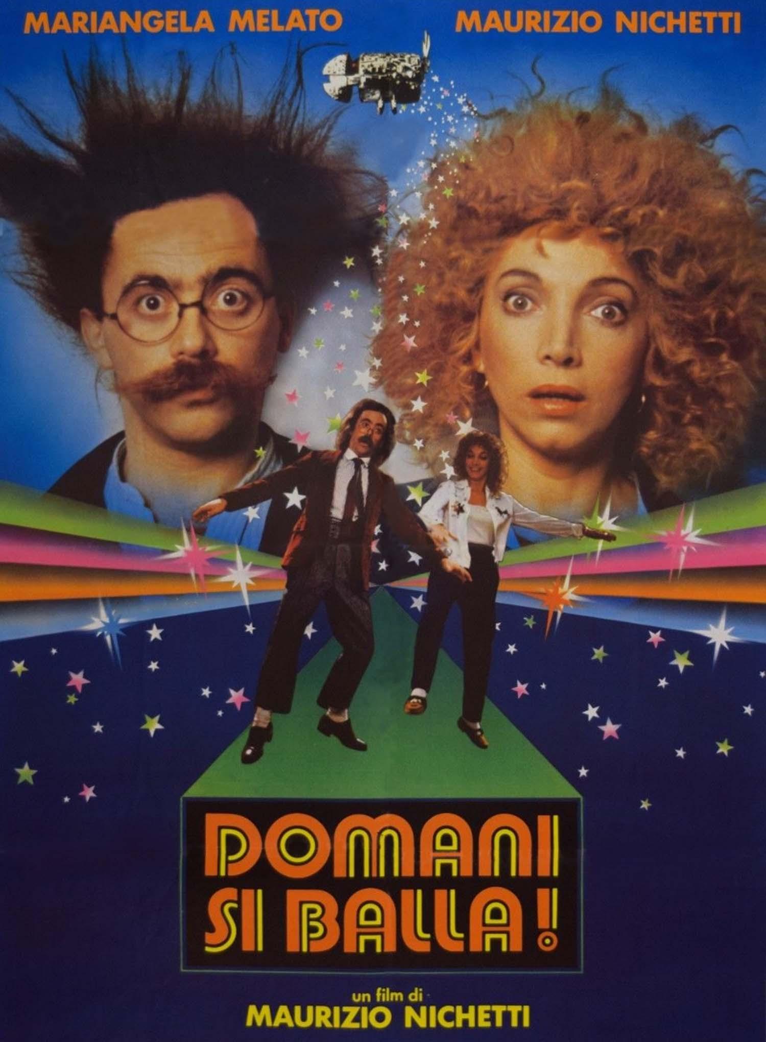 DOMANI SI BALLA! (DVD)