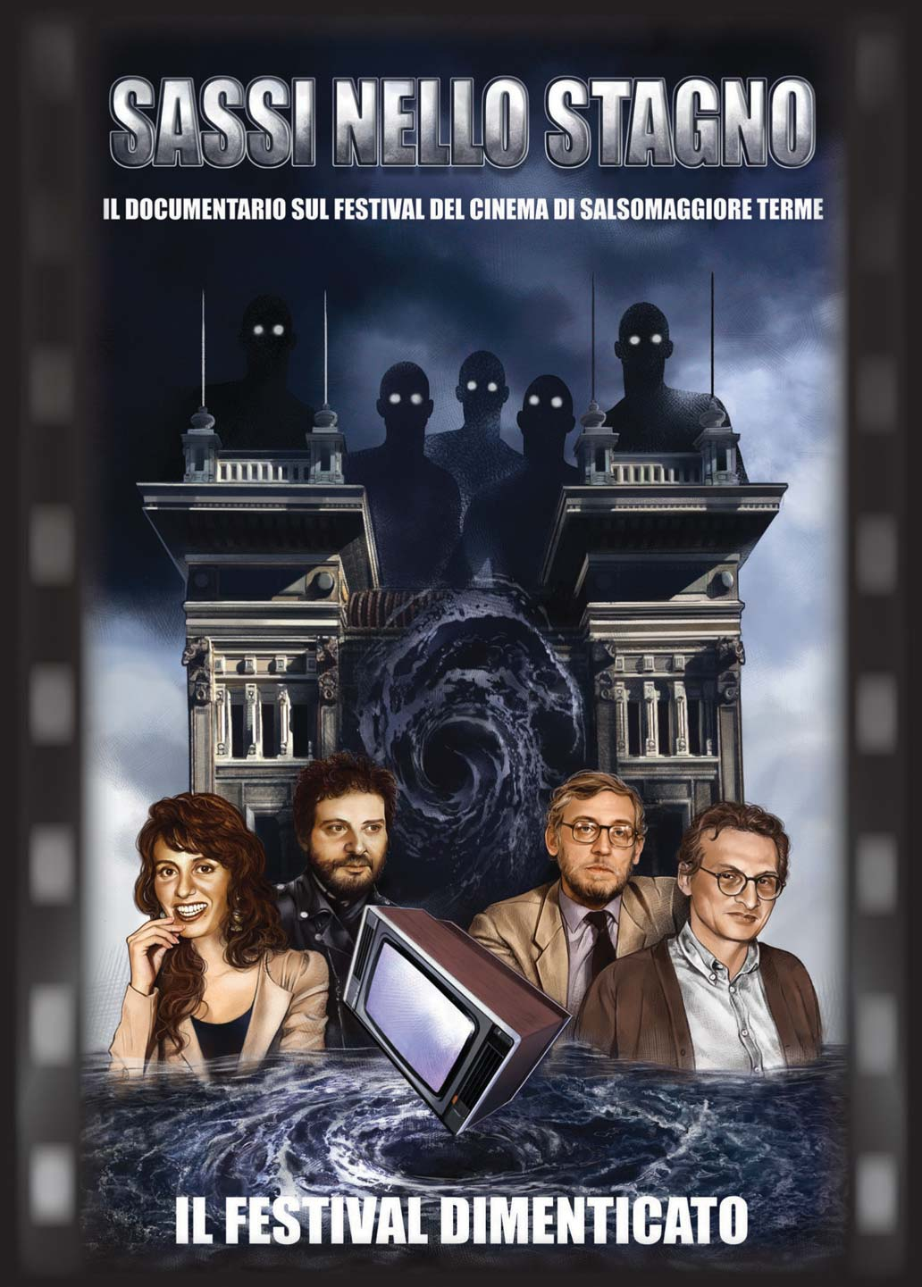 SASSI NELLO STAGNO (DVD)