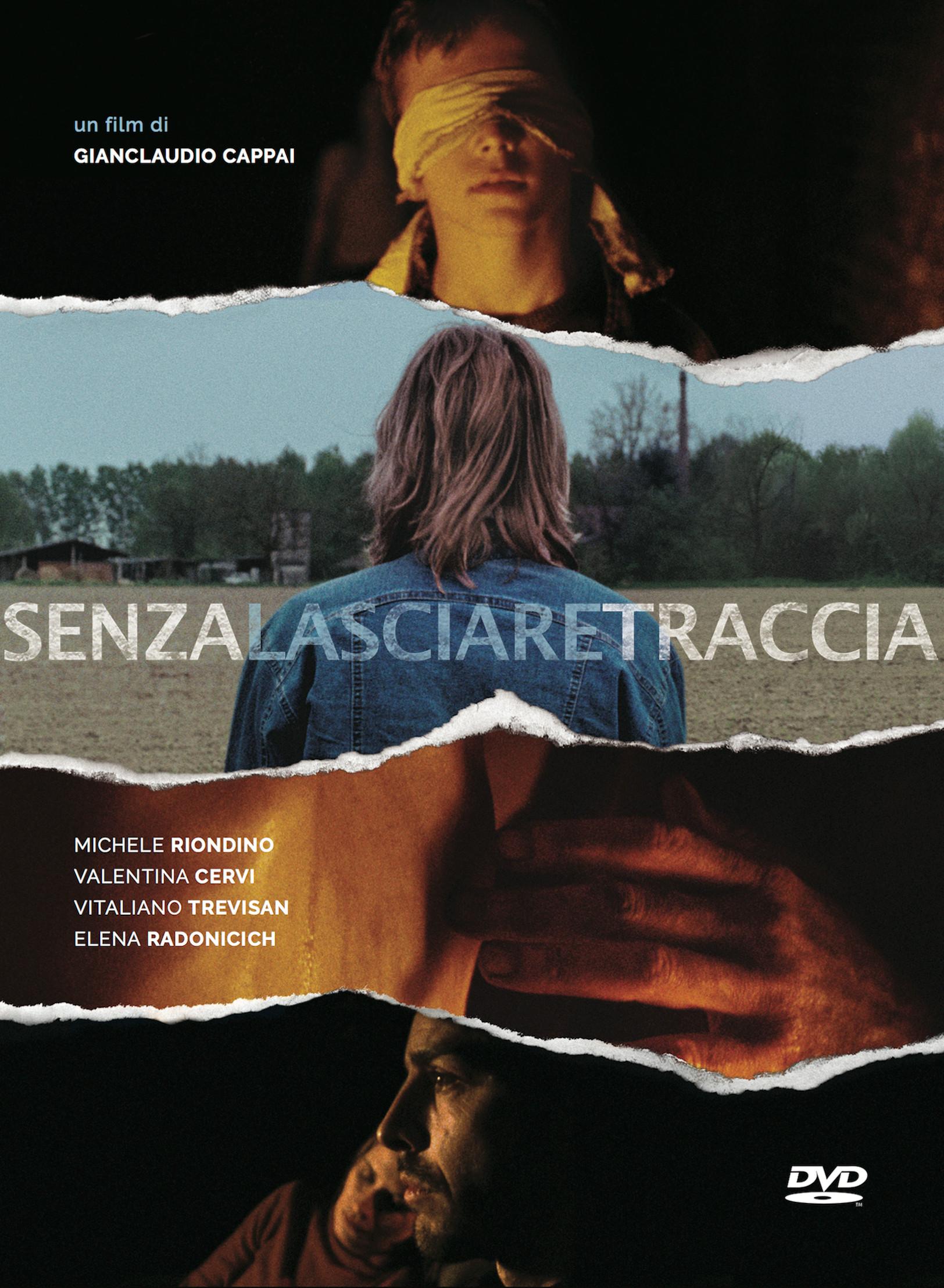 SENZA LASCIARE TRACCIA (DVD)