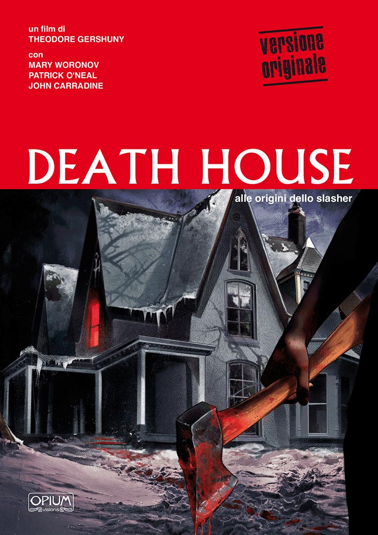 DEATH HOUSE (OPIUM VISIONS) (DVD)