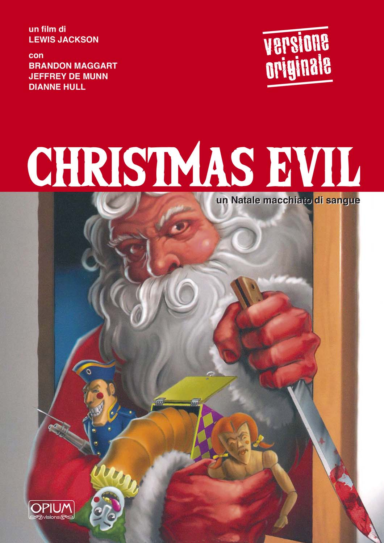 CHRISTMAS EVIL (OPIUM VISIONS) (LINGUA ORIGINALE) (DVD)