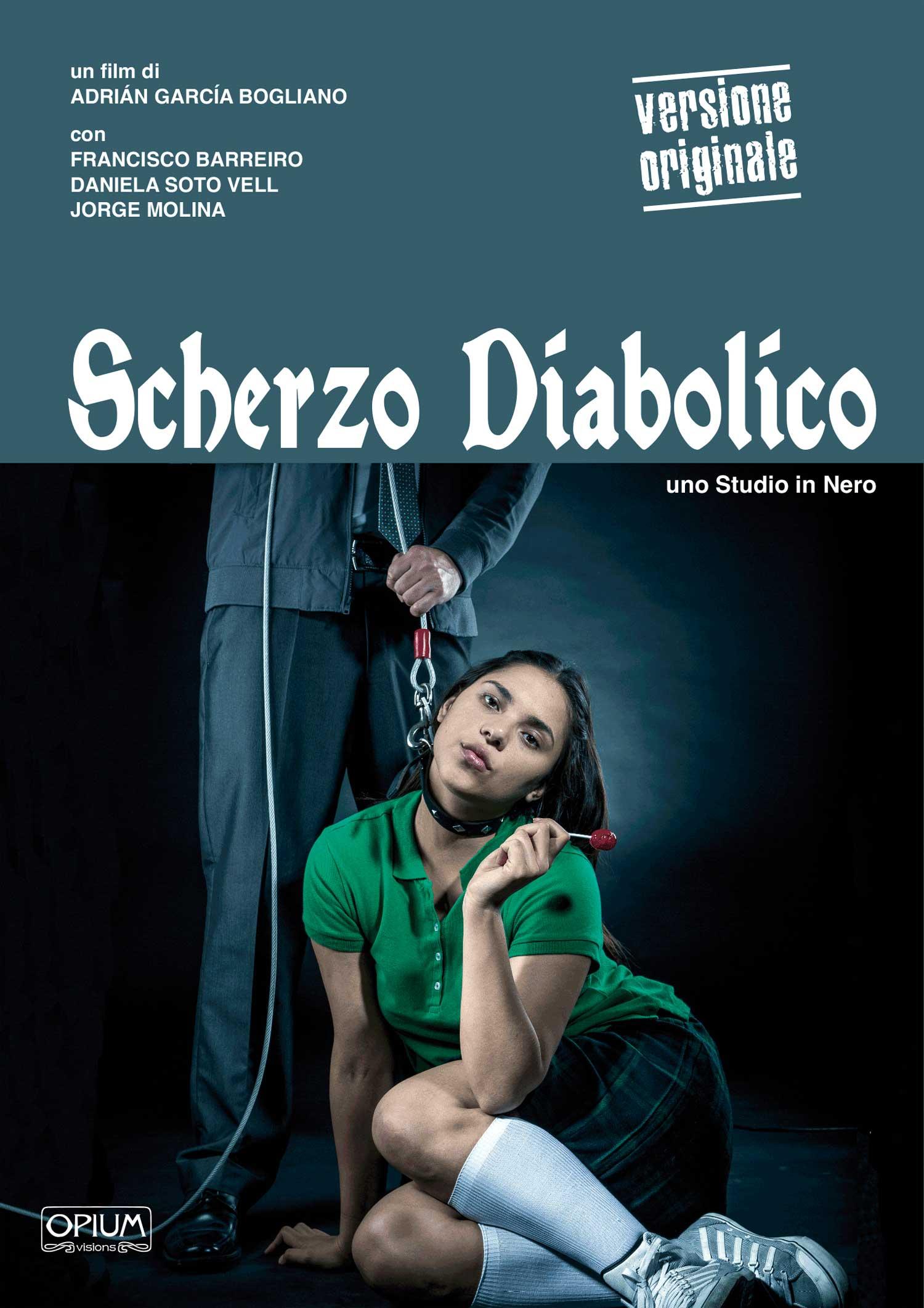 SCHERZO DIABOLICO (OPIUM VISIONS) (DVD)