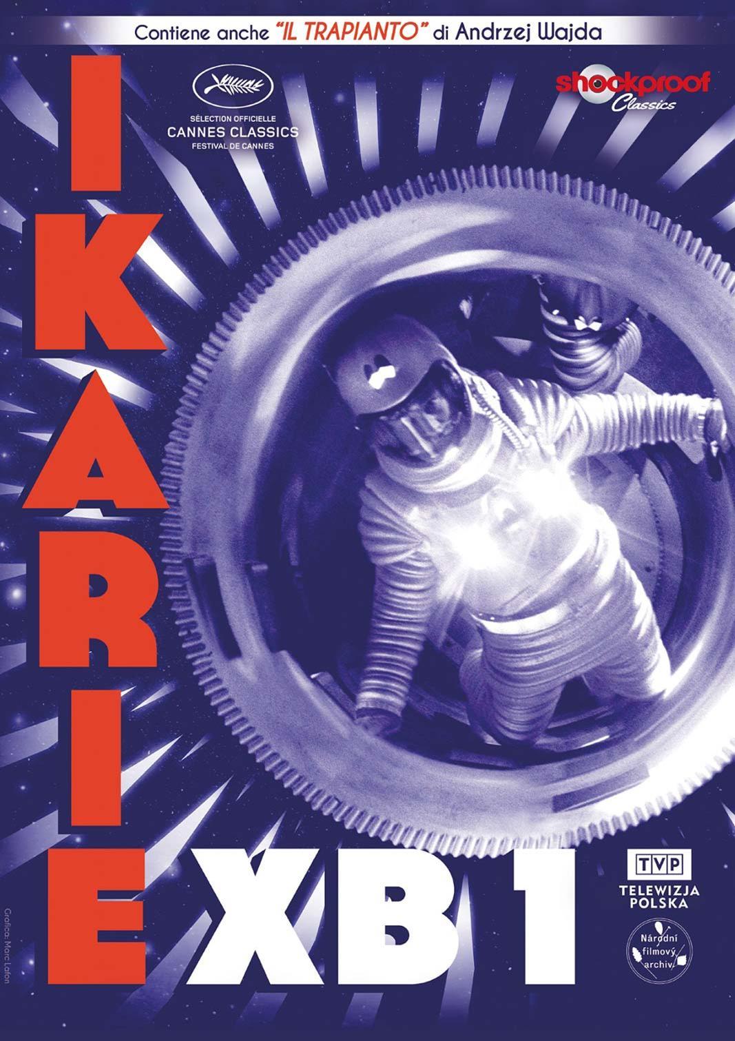 IKARIE XB 1 - AUDIO CECO (DVD)