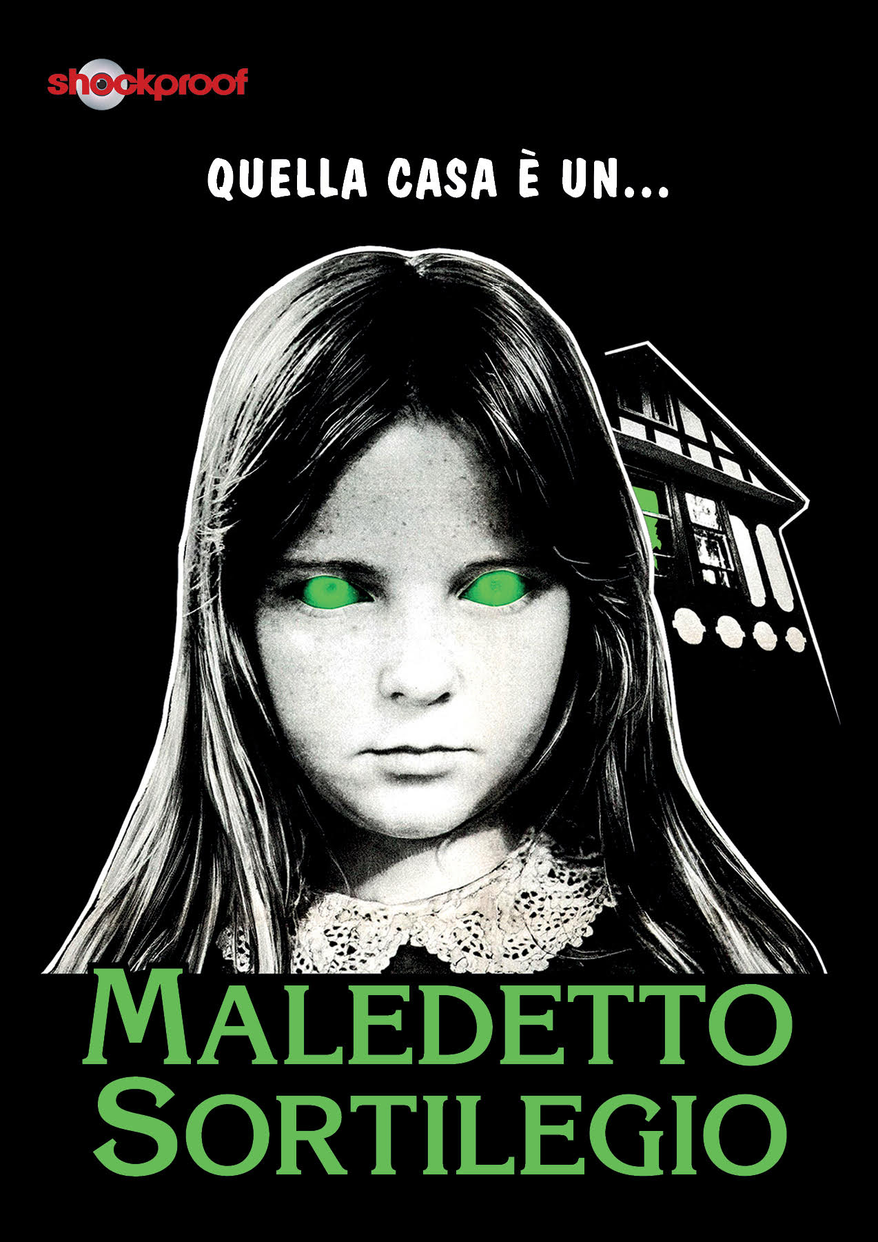 MALEDETTO SORTILEGIO (SHOCKPROOF) (DVD)