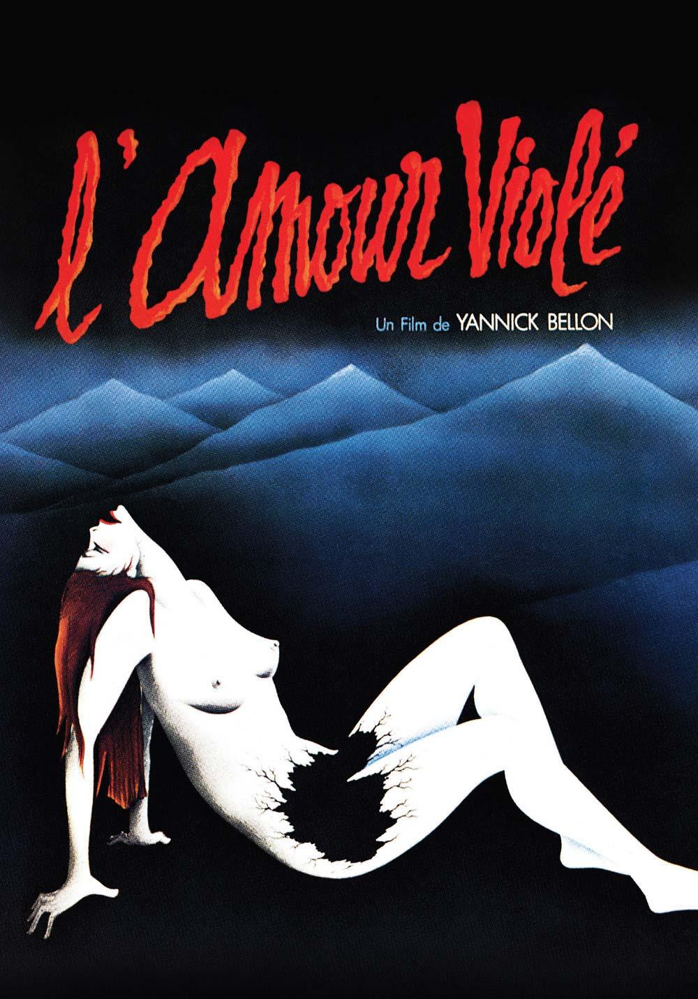 L'AMOUR VIOLE' (SHOCKPROOF) (DVD)