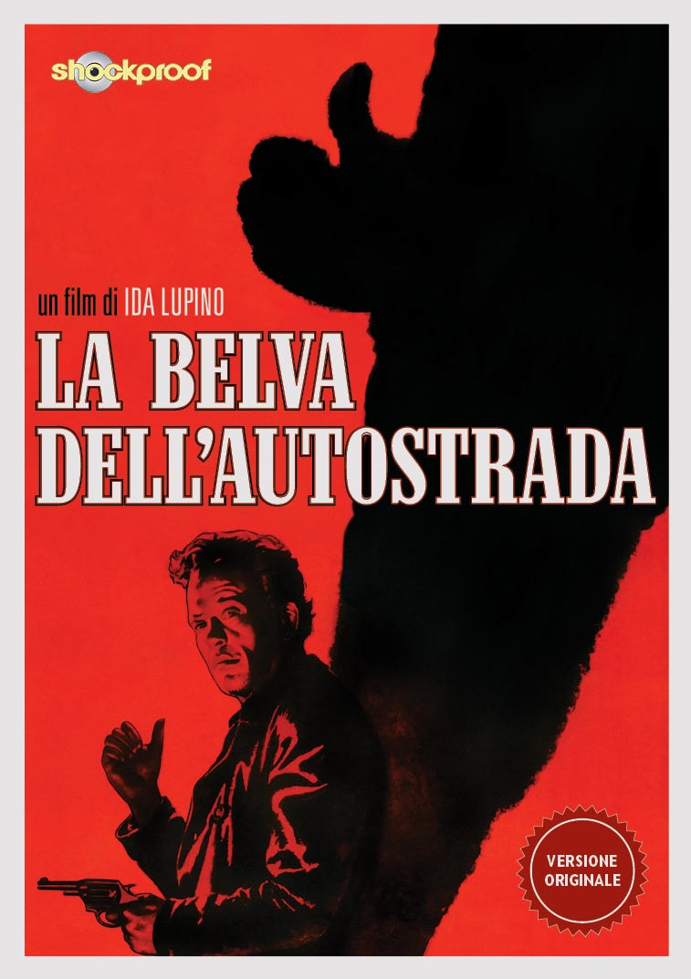 LA BELVA DELL'AUTOSTRADA (SHOCKPROOF) (DVD)