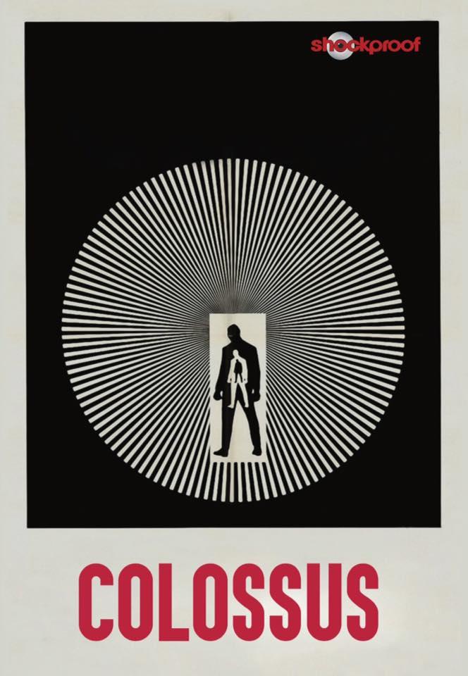 COLOSSUS (SHOCKPROOF) (DVD)