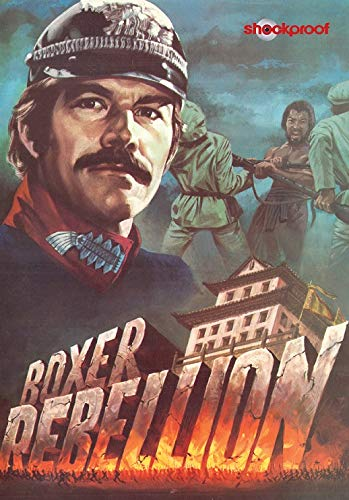 BOXER REBELLION (SHOCKPROOF) (DVD)