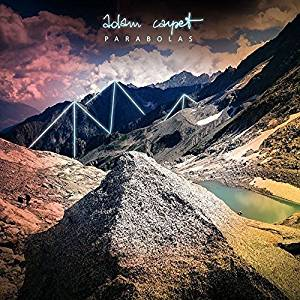 ADAM CARPET - PARABOLS (CD)