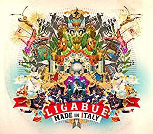 LIGABUE - MADE IN ITALY (LP)