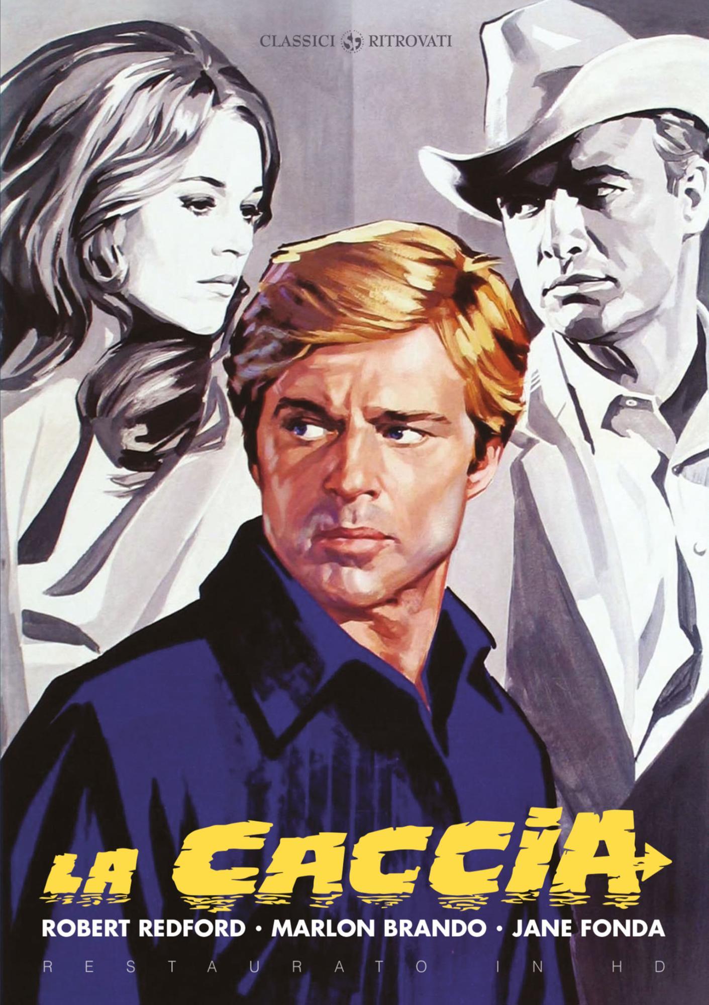 LA CACCIA (RESTAURATO IN HD) (DVD)
