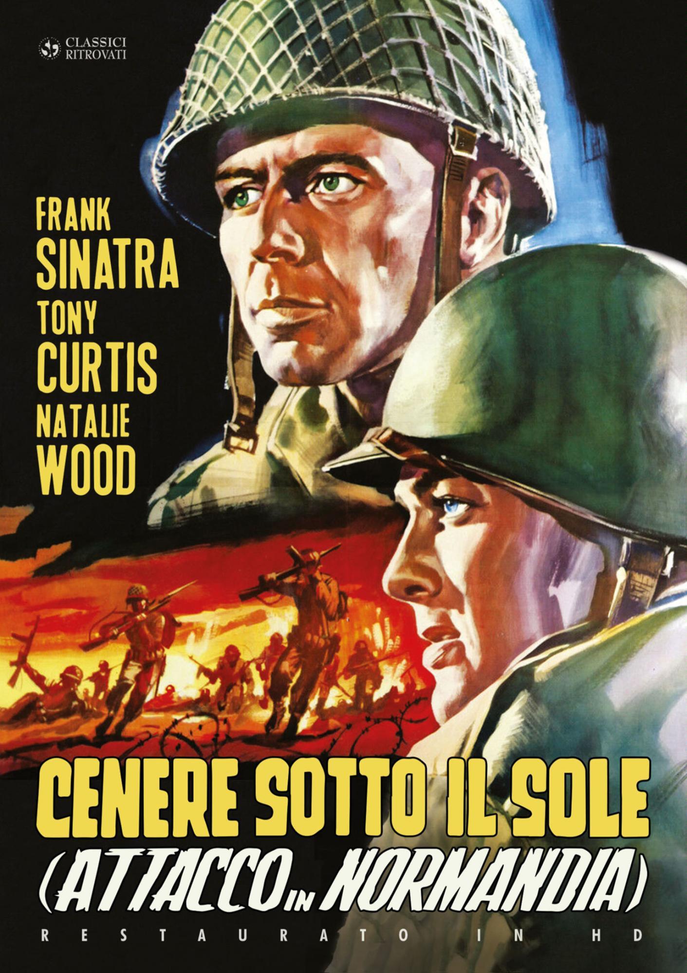 CENERE SOTTO IL SOLE (RESTAURATO IN HD) (DVD)