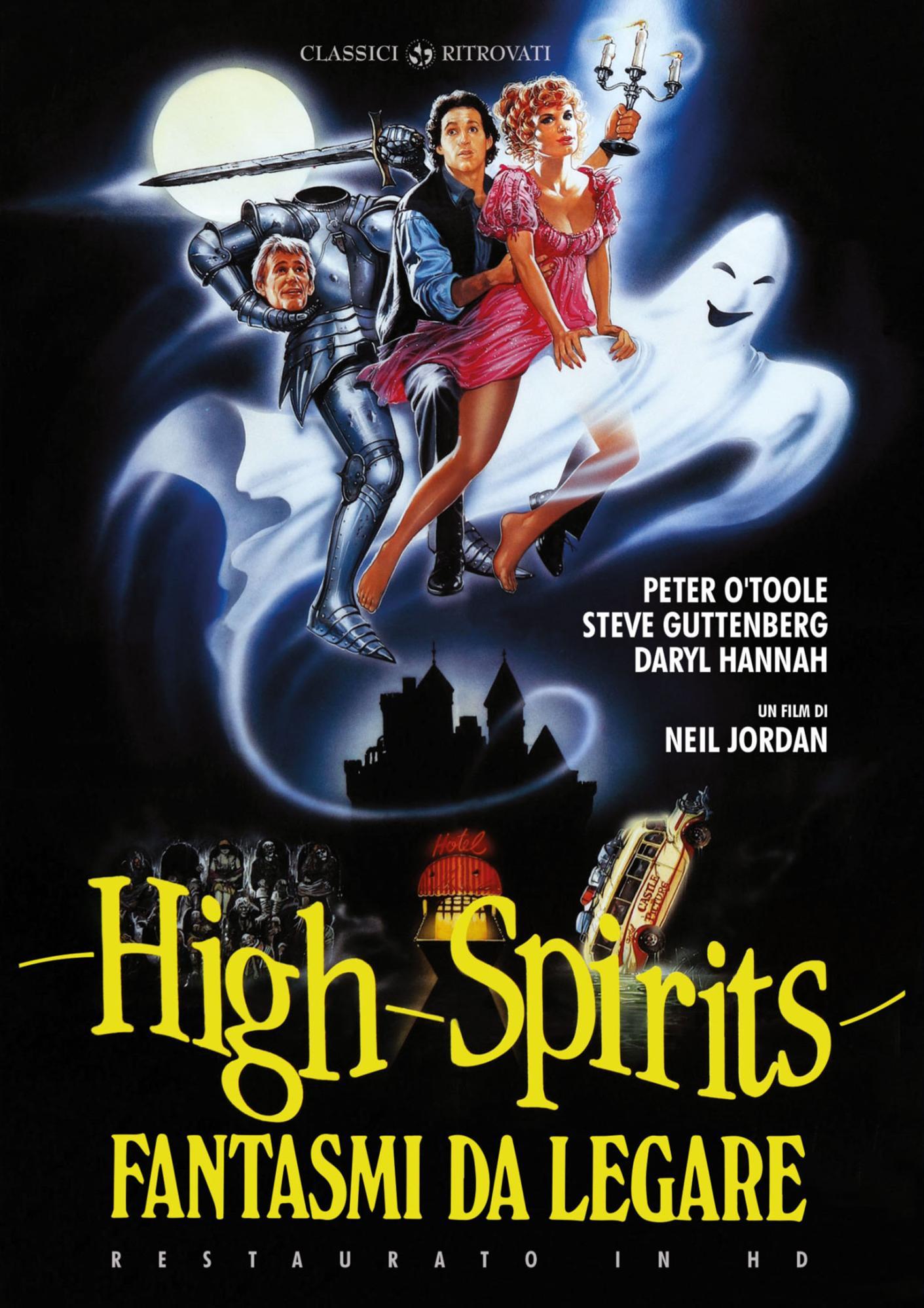 HIGH SPIRITS - FANTASMI DA LEGARE (RESTAURATO IN HD) (DVD)