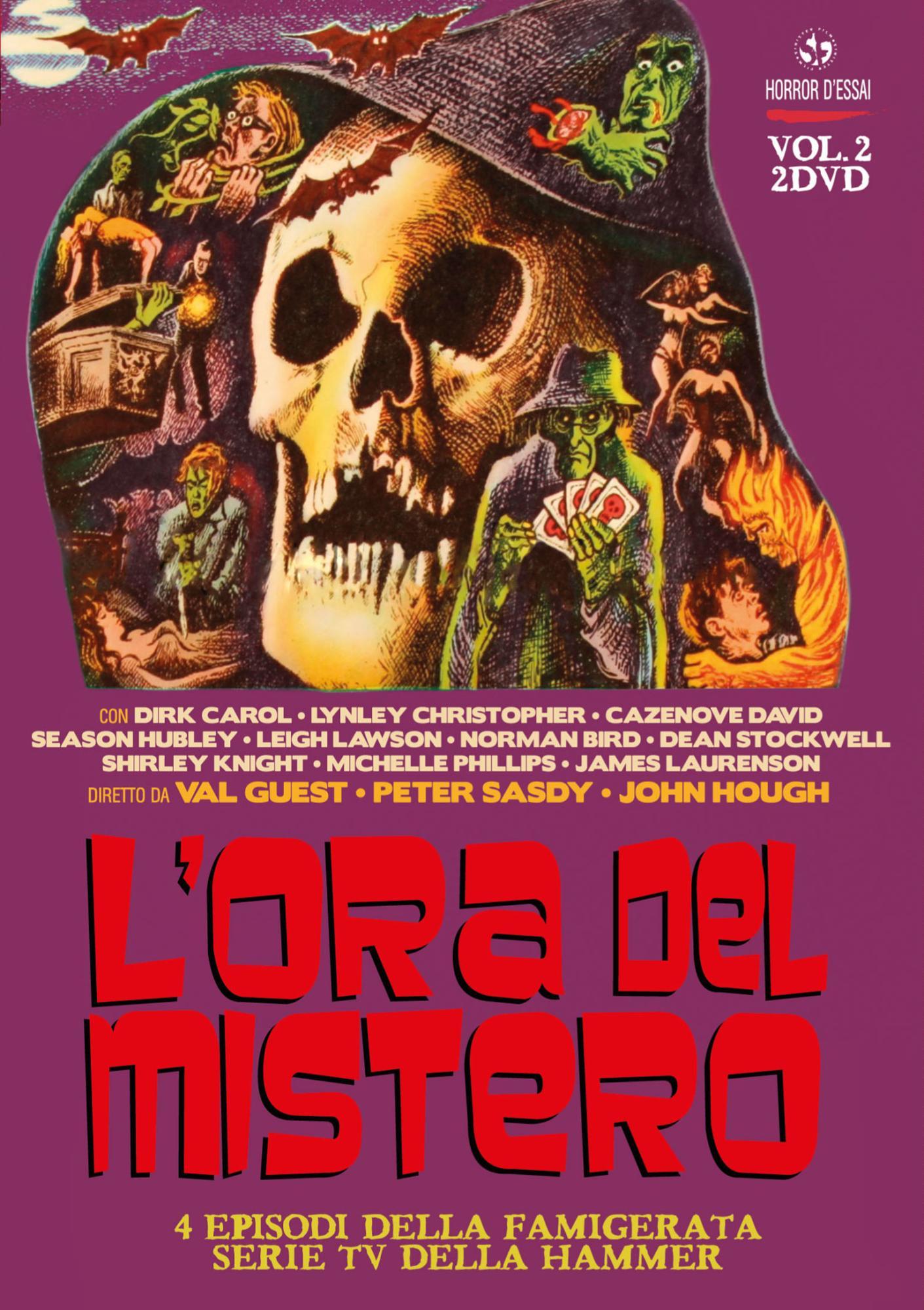 COF.L'ORA DEL MISTERO #02 (2 DVD) (DVD)