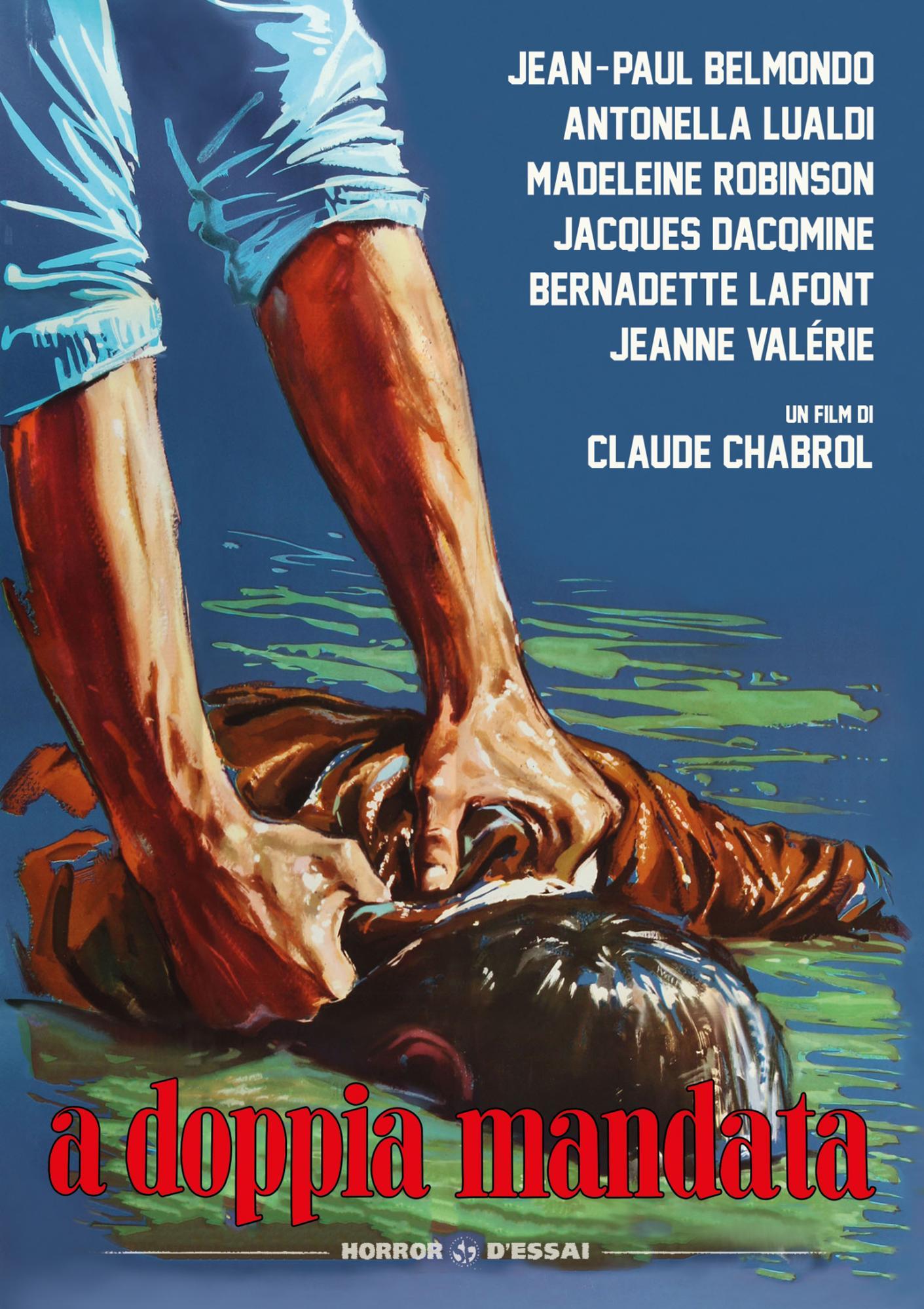 A DOPPIA MANDATA (DVD)