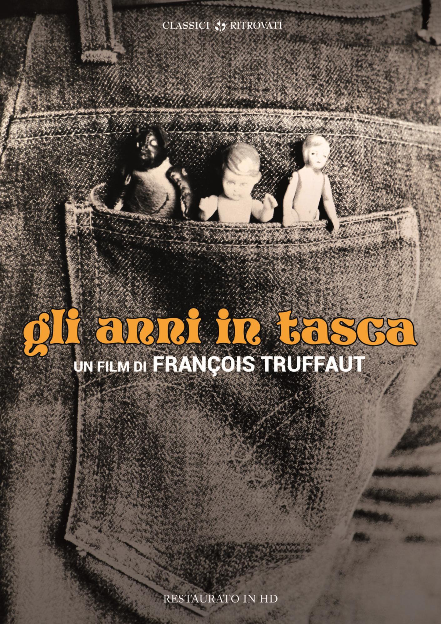 GLI ANNI IN TASCA (RESTAURATO IN HD) (DVD)