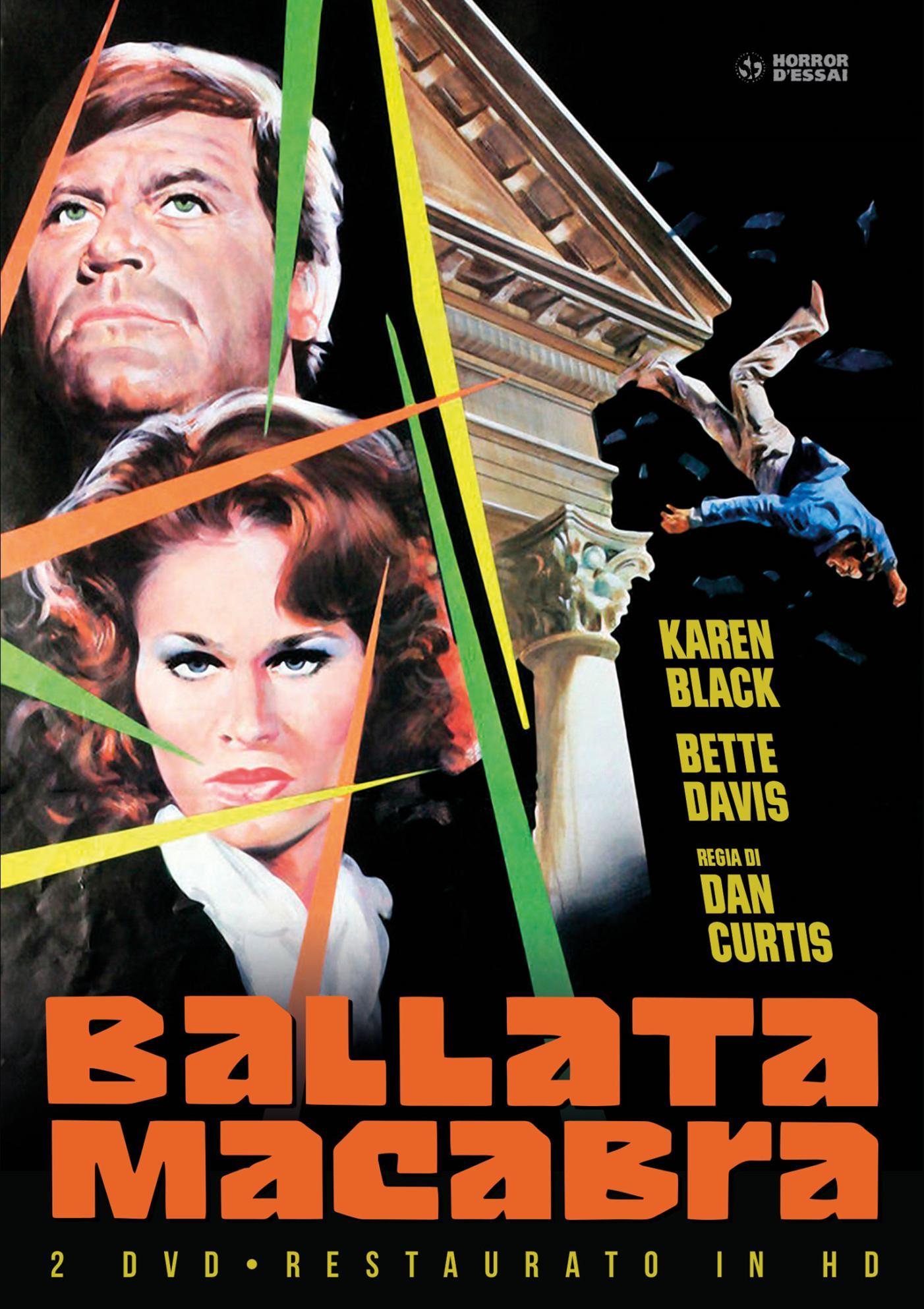 BALLATA MACABRA (RESTAURATO IN HD) (SPECIAL EDITION) (2 DVD) (DV