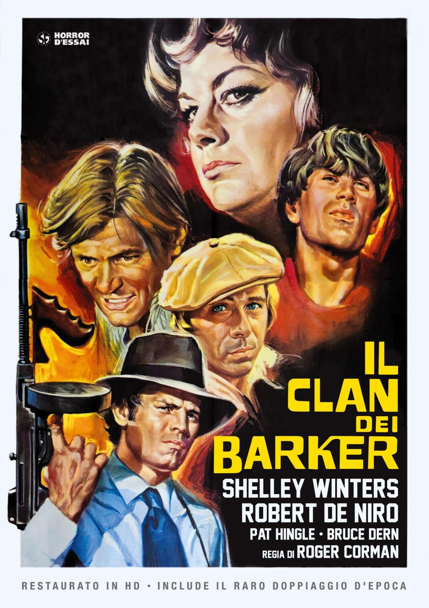 IL CLAN DEI BARKER (RESTAURATO IN HD) (DVD)