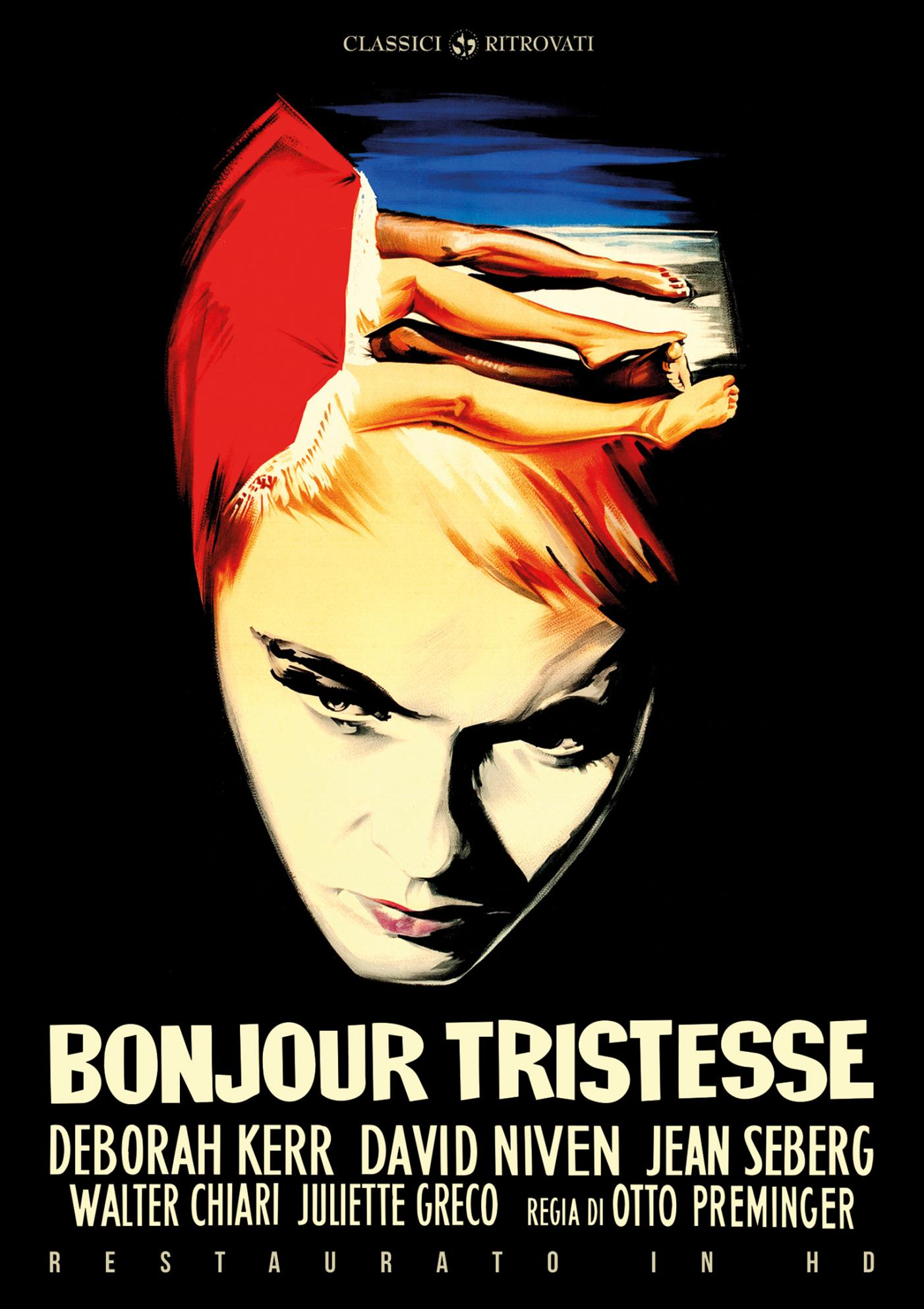 BONJOUR TRISTESSE (RESTAURATO IN HD) (DVD)