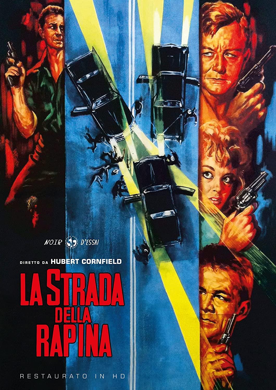 LA STRADA DELLA RAPINA (RESTAURATO IN HD) (DVD)