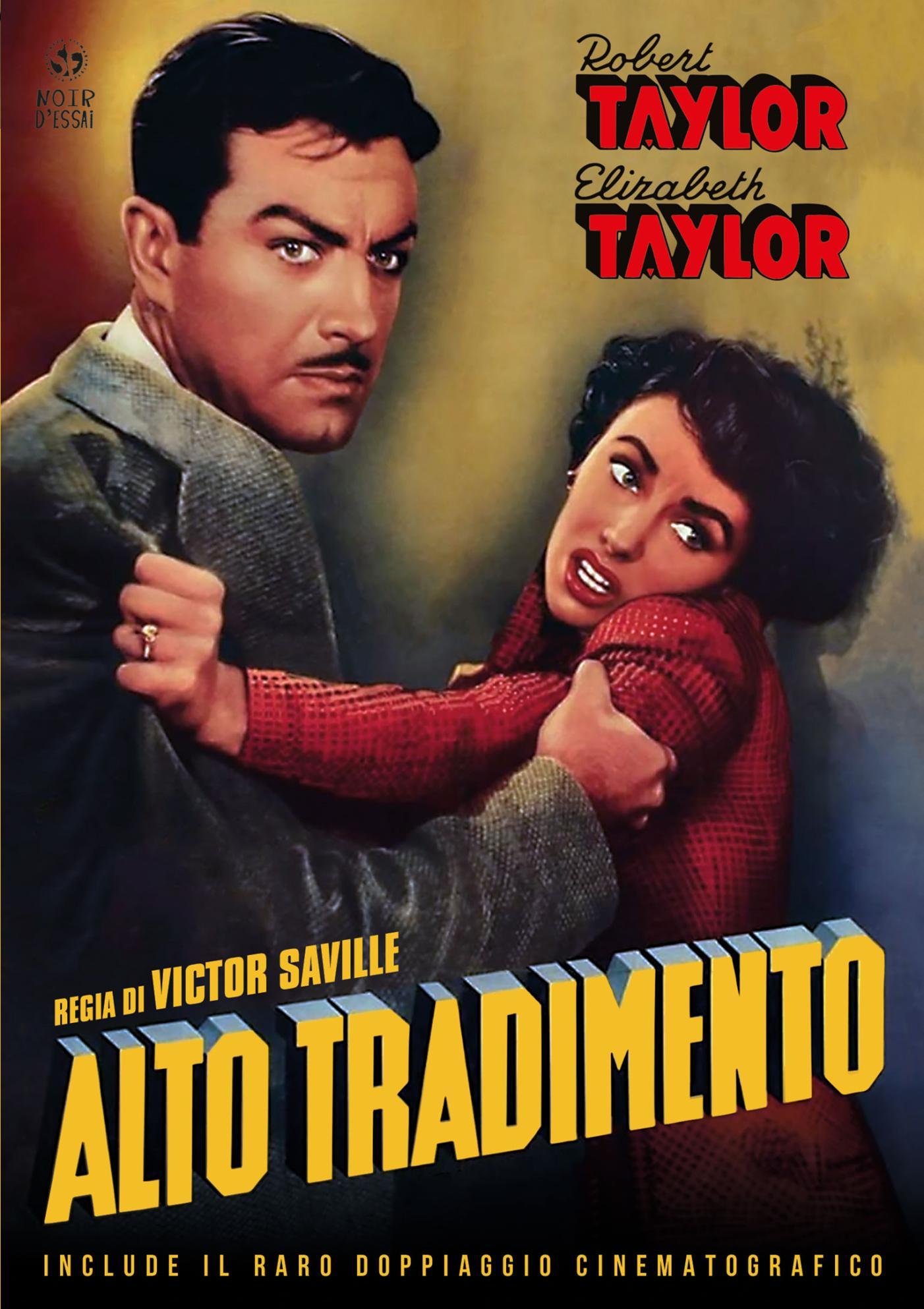 ALTO TRADIMENTO (DVD)