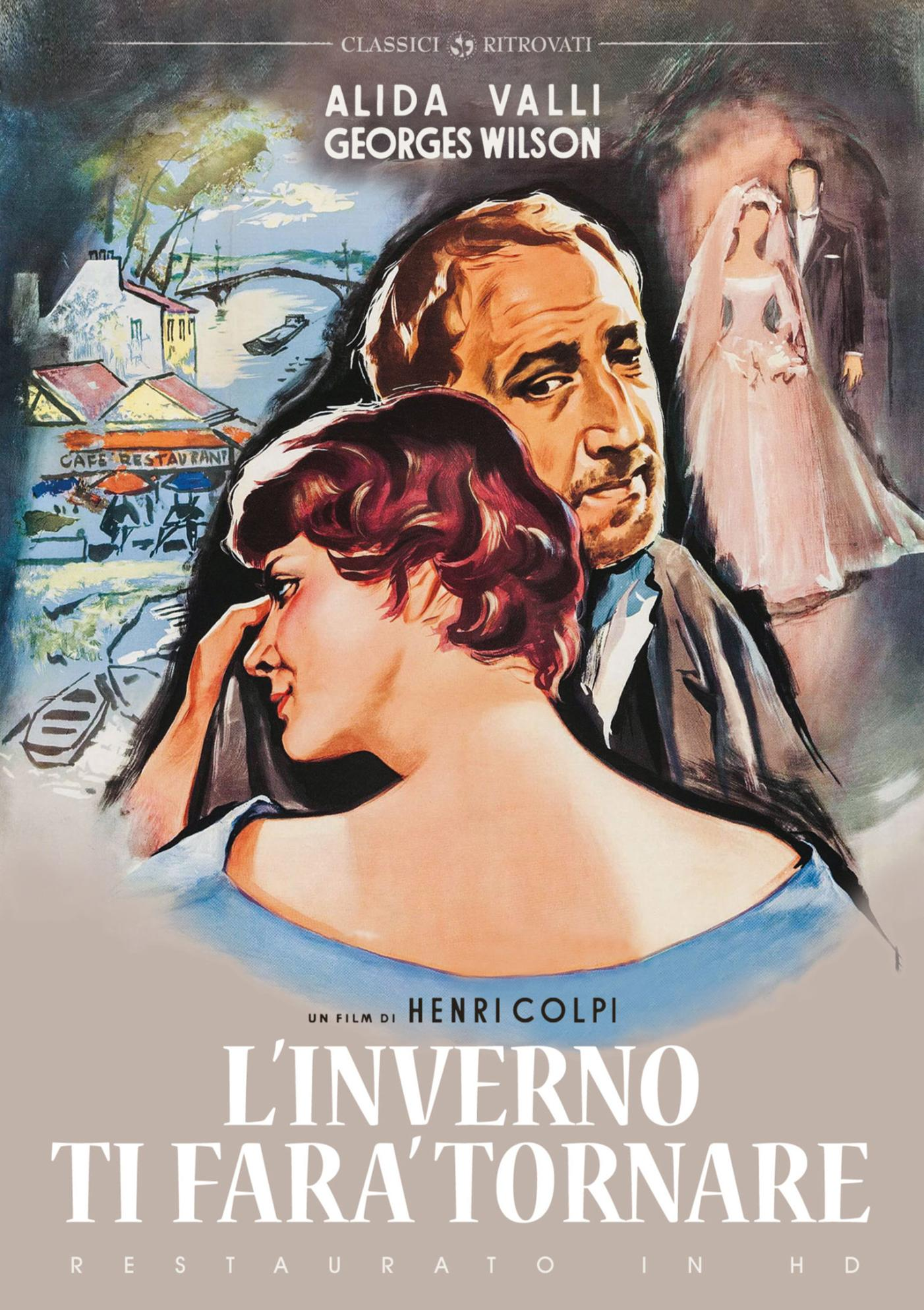 L'INVERNO TI FARA' TORNARE (RESTAURATO IN HD) (DVD)