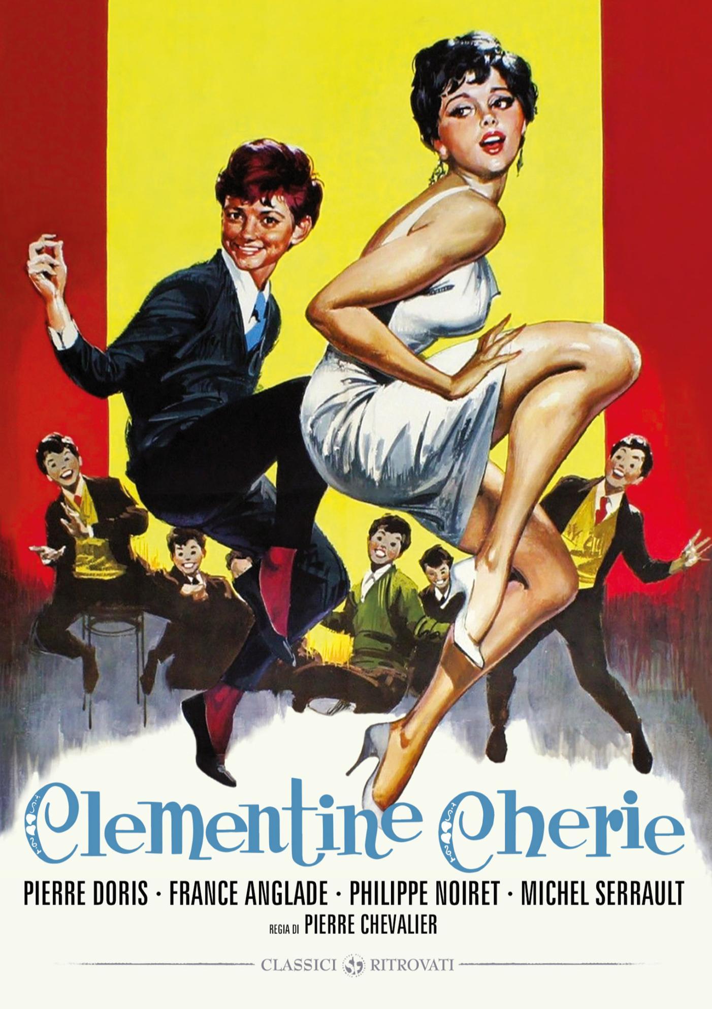 CLEMENTINE CHERIE (DVD)